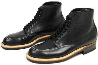 奥尔登独立靴子黑色 (奥尔登 401)