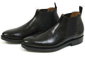 ジャラン スリウァヤ サイドゴアブーツ ブラック ダイナイトソール (JALAN SRIWIJAYA 98411 BLACK CALF)