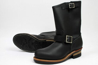 REDWING RW-2268 (Red Wing Black Engineer Boots)