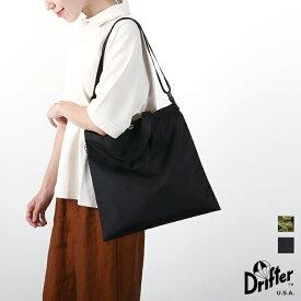 Drifter *ドリフター エレメンタリートートバッグ/ ELEMENTARY TOTE
