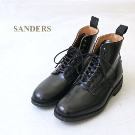 SANDERS *サンダース ミリタリーダービーブーツ