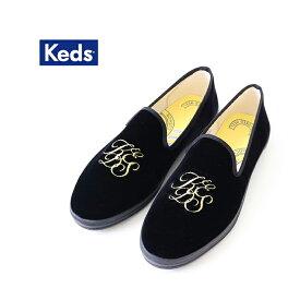 Keds *ケッズ  チャンピオンスリッポンベルベットシューズ 【CHAMPION SLIPON VELVET】