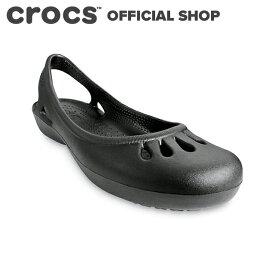 【クロックス公式】マリンディ Malindi / crocs パンプス フラットシューズ レディース アウトレット outlet 【PR1】