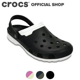 【クロックス公式】デュエット Duet Clog / crocs レディース メンズ クロッグ サンダル 定番 アウトレット outlet 【PR1】