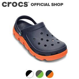 【クロックス公式】デュエット スポーツ クロッグ Duet Sport Clog / crocs サンダル レディース メンズ 定番 アウトレット outlet 【PR1】