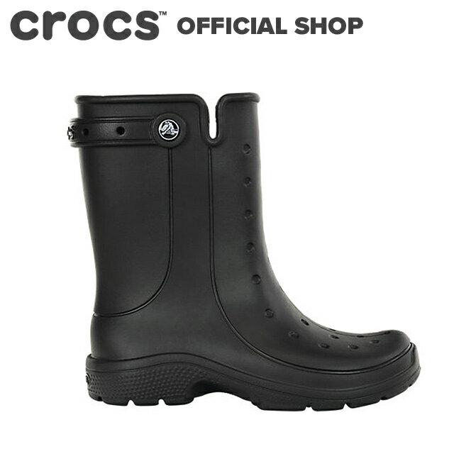 【クロックス公式】レニー 2.0 ブーツ Reny II Boot / crocs レディース メンズ 【PR1】