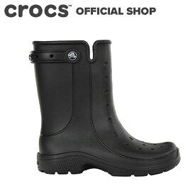 【クロックス公式】レニー 2.0 ブーツ Reny II Boot / crocs レインブーツ 長ぐつ 長靴 レディース メンズ アウトレット outlet 【PR1】