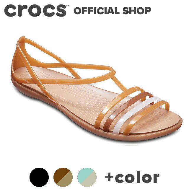 【クロックス公式】イザベラ サンダル ウィメン Isabella Sandal / crocs サンダル レディース アウトレット outlet 【PR1】