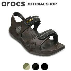 【クロックス公式】スウィフトウォーター リバー サンダル メン Swiftwater River Sandal / crocs メンズ 【PR3】