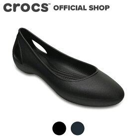 【クロックス公式】ローラ フラット ウィメン Laura Flat/ crocs パンプス フラットシューズ レディース アウトレット outlet 【PR2】