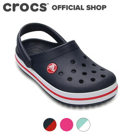 【クロックス公式】クロックバンド キッズ Crocband / crocs クロッグ サンダル 定番 【NO】