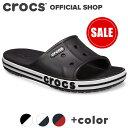 【クロックス公式】バヤバンド スライド Bayaband Slide / crocs サンダル スポーツサンダル レディース メンズ アウ…