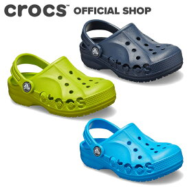【クロックス公式】バヤ クロッグ キッズ Baya Clog Kids / crocs クロッグ サンダル 定番【OOL】