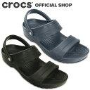 【クロックス公式】クラシック サンダル Classic Sandal / crocs スポーツサンダル レディース メンズ アウトレット o…