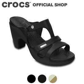 【クロックス公式】サイプラス 5.0 ヒール ウィメン Cyprus V / crocs サンダル ヒール レディース アウトレット outlet 【PR2】