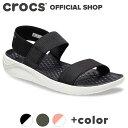 【クロックス公式】ライトライド サンダル ウィメン LiteRide Sandal / crocs レディース スポーツサンダル 新商品 【…
