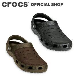 【クロックス公式】ボゴタ クロッグ メン Men's Bogota Clog / crocs クロッグ サンダル 本革 メンズ 定番 アウトレット outlet 【PR1】