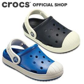 【クロックス公式】バンプ イット クロッグ キッズ Bump It Clog / crocs サンダル 定番 【OOL】