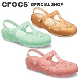 【クロックス公式】イザベラ クロッグ ウィメン Isabella Clog / crocs レディース サンダル 定番【OL】
