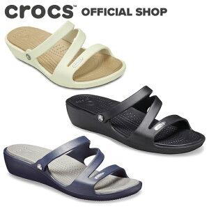 【クロックス公式】パトリシア サンダル Patricia Sandal / crocs サンダル ウェッジ レディース アウトレット outlet 【PR1】