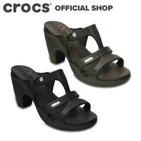 【クロックス公式】サイプラス 5.0 ヒール ウィメン Cyprus V / crocs サンダル ヒール レディース アウトレット outlet 【PR1】