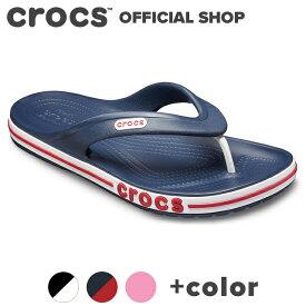 【クロックス公式】バヤバンド フリップ Bayaband Flip / crocs ビーチサンダル レディース メンズ アウトレット outlet 【PR1】