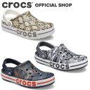 【クロックス公式】バヤバンド プリンテッド クロッグ Bayaband Printed Clog / crocs レディース メンズ サンダル 定…