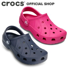 【クロックス公式】レイレン クロッグ キッズ Ralen Clog Kids / crocs クロッグ サンダル 定番 子供用 ボーイズ ガールズ【PR1】