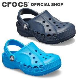 【クロックス公式】バヤ クロッグ キッズ Baya Clog Kids / crocs クロッグ サンダル 定番【PR1】