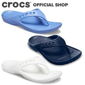 【クロックス公式】バヤ フリップ Baya Flip/ crocs ビーチサンダル スライド レディース メンズ アウトレット outlet 【PR1】