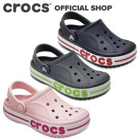 【クロックス公式】バヤバンド クロッグ キッズ Bayaband Clog / crocs サンダル 定番 アウトレット outlet 【PR1】