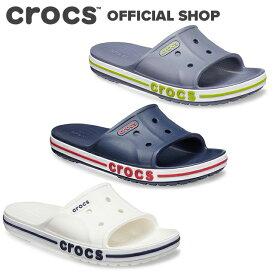 【クロックス公式】バヤバンド スライド Bayaband Slide / crocs サンダル スポーツサンダル レディース メンズ アウトレット outlet ベストセラー【PR1】
