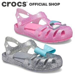 【クロックス公式】クロックス イザベラ チャーム サンダル キッズ Isabella Charm Sandal / crocs【PR3】
