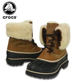 クロックス(crocs) オールキャスト 2.0 ラックス ブーツ メン(allcast 2.0 luxe boot men) メンズ/男性用/ブーツ/シューズ[C/C]