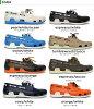供鐘表(crocs)海灘線小船徐人(beach line boat shoe men)/人/男性使用的/運動鞋/鞋/[r]