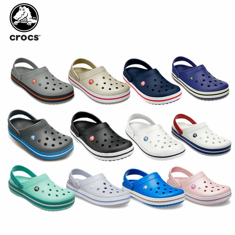 【34%OFF】クロックス(crocs) クロックバンド (crocband) /メンズ/レディース/男性用/女性用/サンダル/シューズ/[H][r][C/B]【ポイント10倍対象外】