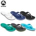 【11%OFF】クロックス(crocs) クロックバンド フリップ(crocband flip) メンズ/レディース/男性用/女性用/サンダル/シューズ[C/A][H]