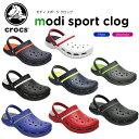 【15%OFF】クロックス(crocs) モディ スポーツ クロッグ(modi sport clog) /メンズ/レディース/男性用/女性用/サンダル/シューズ/[r][C/B]