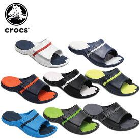 【26%OFF】クロックス(crocs) モディ スポーツ スライド(modi sport slide) メンズ/レディース/男性用/女性用/サンダル/シューズ[C/B]【ポイント10倍対象外】