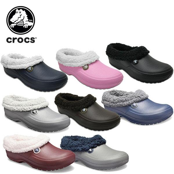 クロックス(crocs) クラシック ブリッツェン 3.0 クロッグ(classic blitzen 3.0 clog) /メンズ/レディース/男性用/女性用/ボア/サンダル/シューズ/[r][C/B]