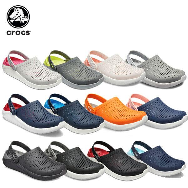 クロックス(crocs) ライトライド クロッグ(literide clog) /メンズ/レディース/男性用/女性用/サンダル/シューズ/[r][C/B]