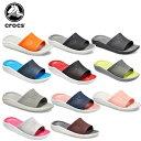 【27%OFF】クロックス(crocs) ライトライド スライド(literide slide) メンズ/レディース/男性用/女性用/サンダル/シューズ[C/B][H]【ポイント10倍対象外】