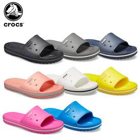 【20%OFF】クロックス(crocs) クロックバンド 3.0 スライド(crocband 3.0 slide) メンズ/レディース/男性用/女性用/サンダル/シューズ[C/B]【ポイント10倍対象外】