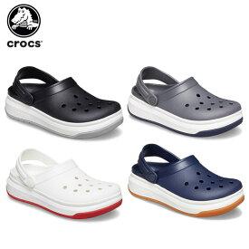 【25%OFF】クロックス(crocs) クロックバンド フルフォース クロッグ(crocband full force clog) メンズ/レディース/男性用/女性用/サンダル/シューズ[C/B]