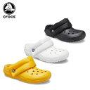 【ポイント10倍】クロックス(crocs) クラシック ラインド ネオ パフ クロッグ(classic lined neo puff clog) メンズ/レディース/男性用/女性用/ボア/サンダル/シューズ[C/B]