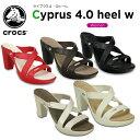 【32%OFF】クロックス(crocs) サイプラス 4.0 ヒール ウィメン(cyprus 4.0 heel w) /レディース/女性用/ヒール/シューズ/[...