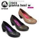 【35%OFF】クロックス(crocs) クロックス ジアンナ ヒール ウィメン(corcs gianna heel w) /レディース/女性用/パンプス/シューズ/[r]【ポイント10倍対象外】
