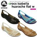 クロックス(crocs) クロックス イザベラ ワラチェ フラット ウィメン(crocs isabella huarache flat w) /レディース/女性用/シューズ/フラットシューズ/[r]【