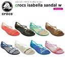 【35%OFF】クロックス(crocs) クロックス イザベラ サンダル ウィメン(crocs isabella sandal w) /レディース/女性用/シューズ/フラットシューズ/【20】[r]【