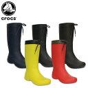 【25%OFF】クロックス(crocs) クロックス フリーセイル レイン ブーツ ウィメン(crocs freesail rain boot w) レディ…